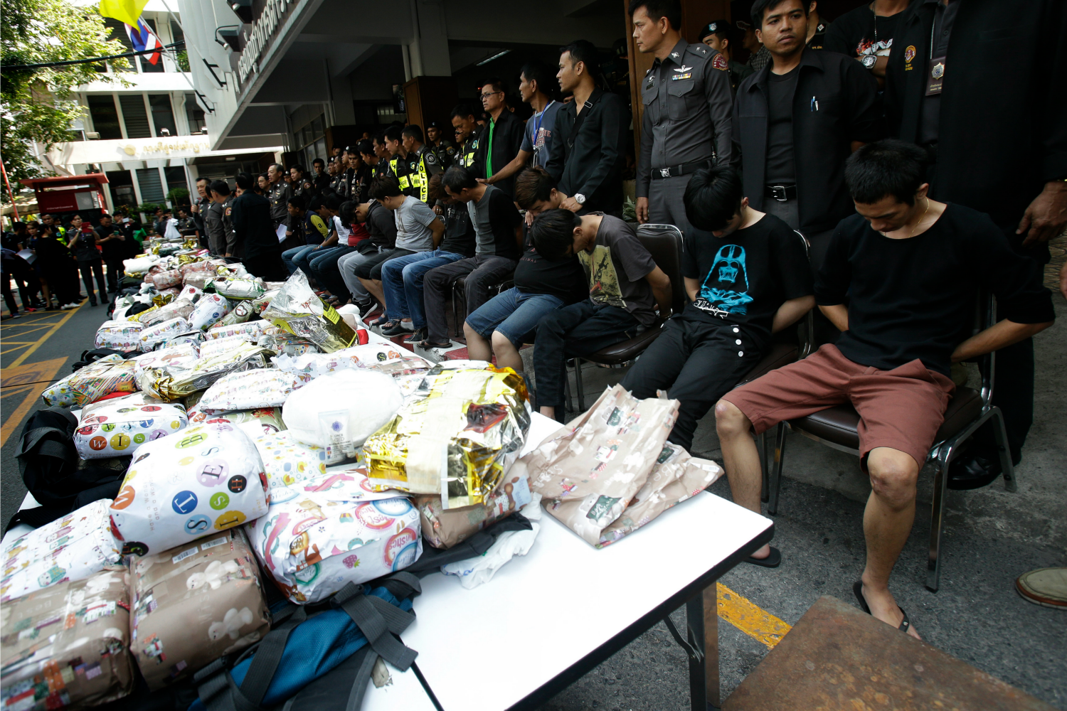 A Booming Meth Trade Challenges Southeast Asia's Approach to Drug Policy